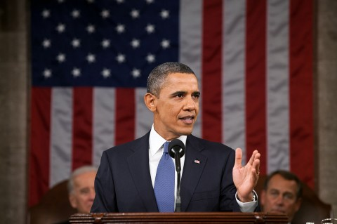 Obama Calls for Passage of Trans-Pacific Partnership in Final State of the Union