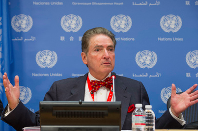 On ISDS: Statement of Mr. Alfred-Maurice de Zayas, Independent Expert on the promotion of a democratic and equitable international order at the Human Rights Council 30th Session
