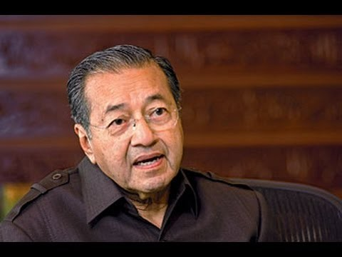 Gov't will sign TPPA as cash is king, Mahathir says