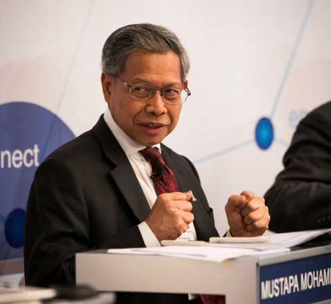 Response to Mustapa Mohamed's speech in Parliament, Part 1