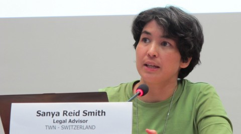 TPP Impacts: Governance (Workshop by Sanya Reid Smith)