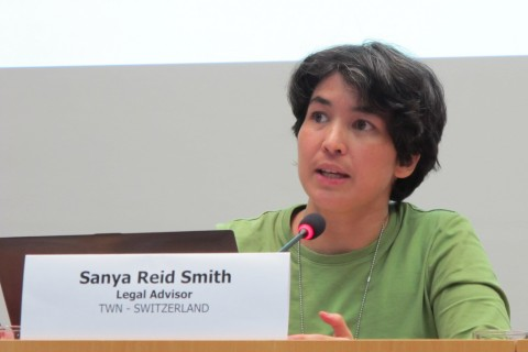 TPP Impacts: On Society (Workshop by Sanya Reid Smith)